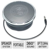 Altec Lansing Ultra Portable MP3/ iPod Speakers - Zasttra.com - 2