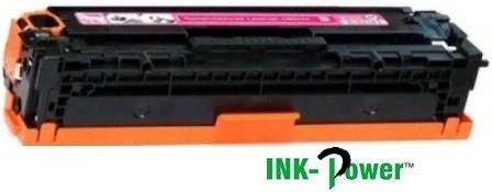 Inkpower Generic Toner for HP 128- CE323A for use with HP models: LaserJet CM1415fnw; LaserJet Pro: CM1415fn