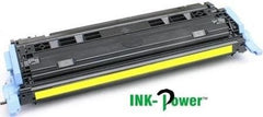 Inkpower Generic Toner for HP 124A - Q6002A for use with HP Color LaserJet 1600
