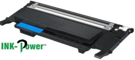 Inkpower Generic Toner Cartridge for Samsung CLT-C409S for use with CLP-310 / CLP-310N / CLP-315 / CLP-315W / CLX-3170 / CLX-3175 / CLX-3175FN / CLX-3175FW / CLX-3175N -- Page Yield 1000pgs-Cyan