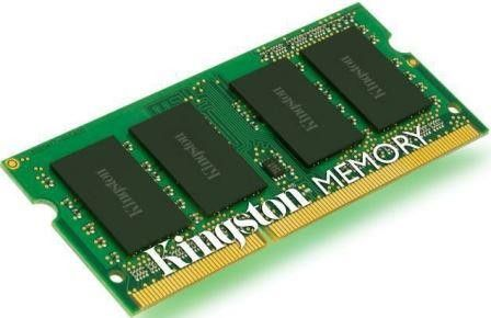 Kingston ValueRam 2.0GB DDR3 1333MHZ SODIMM:-Please check compatibly on Notebook Vendors website