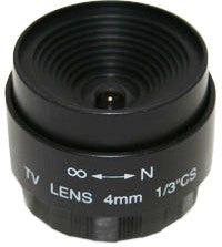 Casey Lens 4MM FIXED