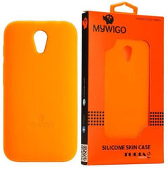 MyWiGo CO4192O Silicon Orange bumper for MyWigo Turia 2 - Orange