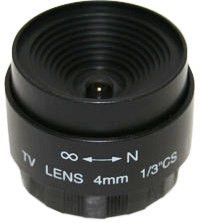 Casey Lens 4MM FIXED IRIS