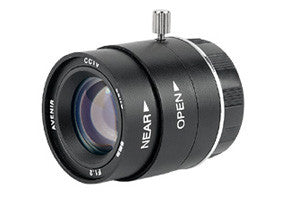 Casey 6MM Lens Manual IRIS
