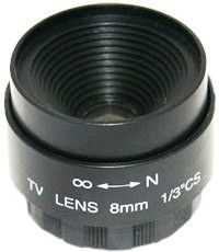 Casey Lens 8MM FIXED IRIS