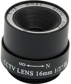 Casey Lens 16MM FIXED IRIS
