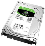 Seagate Barracuda 1TB SATA 6Gbps With 64MB Cache Internal Hard Drive