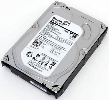 Seagate Barracuda 4.0 TB-5900RPM-Serial ATA III (SATA3) Plus - Serial ATA 600 (6Gbps) With 64MB Cache