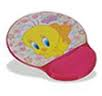 Tweety Mouse Pad -Colour: RED