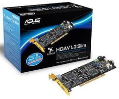 Asus Xonar HDAV1.3 Slim Sound Card