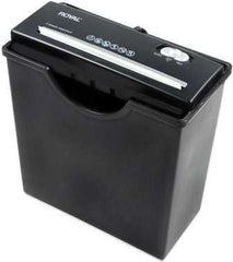 Royal JS55 Light Duty Strip Cut Personal Paper Shredder - Shreds up to 5 Sheets in a Single Pass