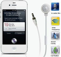 Promate EarMate.iM Multifunction mono hands-free headset for iPhone 4 and iPad