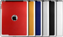Promate iSkin Carbon Fiber Body and Screen Protector for iPad 2 and the new iPad
