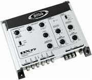 Boss Audio 3-Way Electronic Crossover