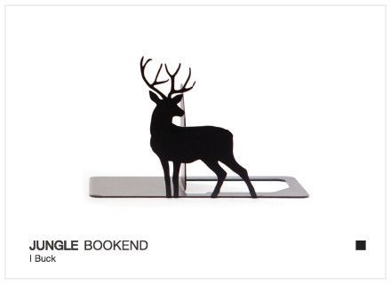 Jungle Bookend | Buck male