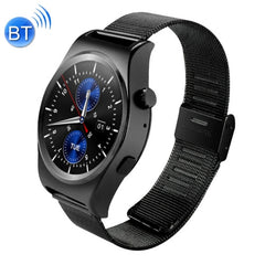 X10 1.3 inch Capacitive Touch Screen Bluetooth Smart Watch Support Pedometer / Sleep Monitoring / Remote Capture / Receive the call / Anti-lost(Black)