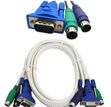 Kvm Ps2 Switch Cable 1.8M - Zasttra.com