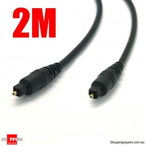 Optical Cable 2M From Pc To Amplifier