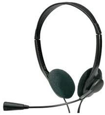 Microphone & Headset Stereo 3.5Mm