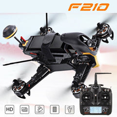 Walkera F210 Professional Racer Drone Quadcopter with 700TVL Camera / 5.8G FPV / OSD / DEVO 7 / Goggle 2 Eyewear Left Hand Throttle