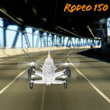 Walkera Rodeo 150 RC Quadcopter with 600TVL Camera / 5.8G Real-time Image Transmission(White)