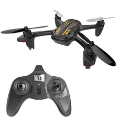 Hubsan X4 Plus H107P 2.4GHz 4CH Headless Altitude Mode RC Quadcopter with LED Light(Black)