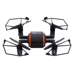 GTeng T901F 4CH 5.8GHz Aerial Drone Quadcopter with 2MP Camera & LED Lights(Black)