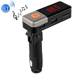 BC11 Dual USB Car Charger Bluetooth FM Transmitter Kit Support LCD Display / TF Card Music Play / Hands-free