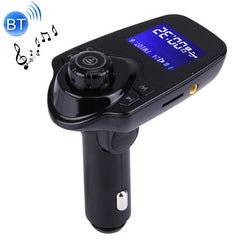 T11 Bluetooth FM Transmitter Car MP3 Player with LED Display Support Double USB Charge & Handsfree & TF Card & U Disk Music Play Function