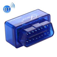 Viecar VC001-B Mini OBDII ELM327 Bluetooth Car Scanner Diagnostic Tool Support Android / Symbian / Windows(Blue)