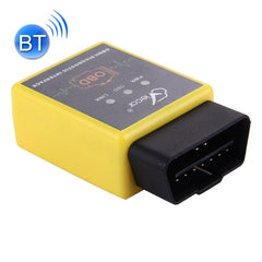 Viecar VC002-A Mini OBDII ELM327 Bluetooth Car Scanner Diagnostic Tool Support Android / Symbian / Windows(Yellow)