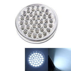 GT-691 5W 300LM 6000K 38LEDs Circle Shape Car Dome Light DC 12V(White Light)