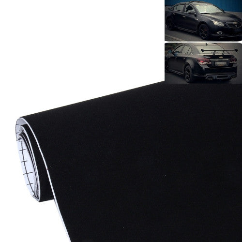 Fur Style High Gloss Carbon Fiber Car Vinyl Wrap Sticker Decal Film