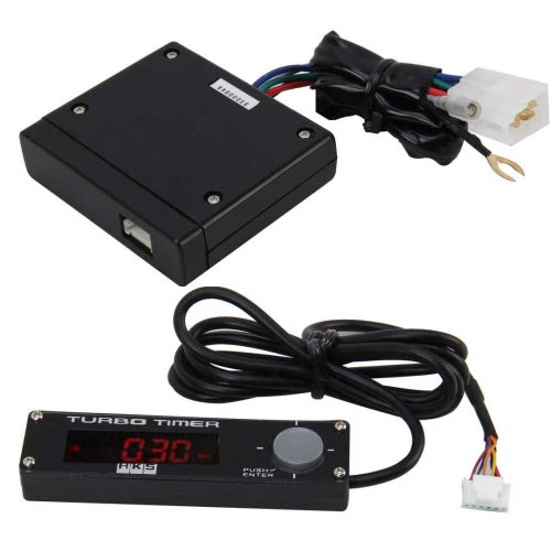 Hks Type 0 Digital Display Auto Car Turbo Timer Control Turbine Protector