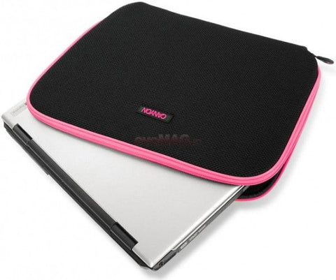 Canyon Notebook Sleeve 15.4 Inch Black With