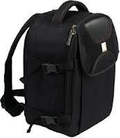 Camera Backpack With Multiple Compartmar