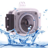 PDV3600 VR Camera Dual Lens (SV0066) Waterproof Housing Diving Protective Case