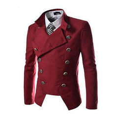 Men's New Coat - 3 Colours