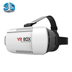 VR BOX 1.0 Universal Virtual Reality 3D Video Glasses