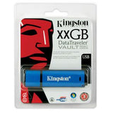Kingston 2Gb Dt Vault Privacy W 256Bit E - Zasttra.com