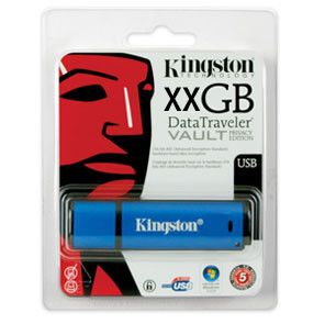 Kingston 2Gb Dt Vault Privacy W 256Bit E