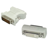 Dvi I Male To Dvi I Female Adaptor - Zasttra.com