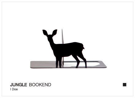 Jungle Bookend | Buck female