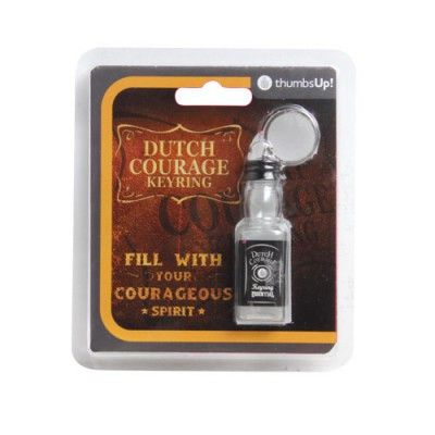 Dutch Courage Keyring