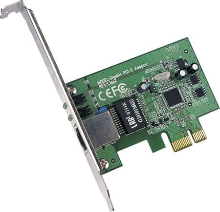 Pci E : 10 100 Lan Card