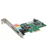 Pci E 5.1 Channel Sound Card