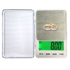 MH-887 600g x 0.01g 4.5 inch LCD Professional Portable Digital Gold Jewellery Scale