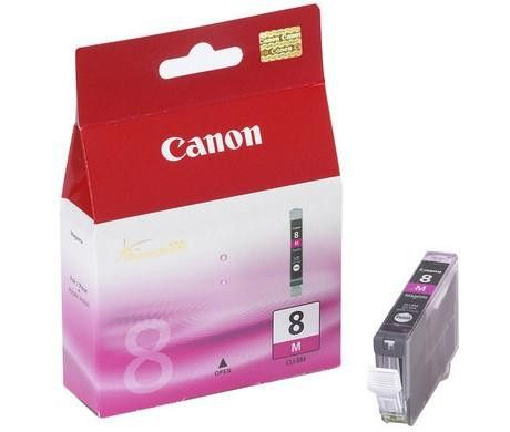 Original Canon CLI-8 Magenta Ink Cartridge