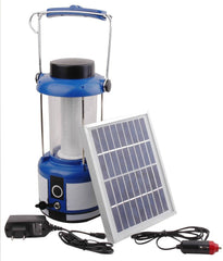 Multi function Portable Solar Lamp
